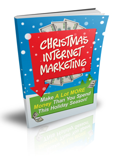 christmas internet marketing